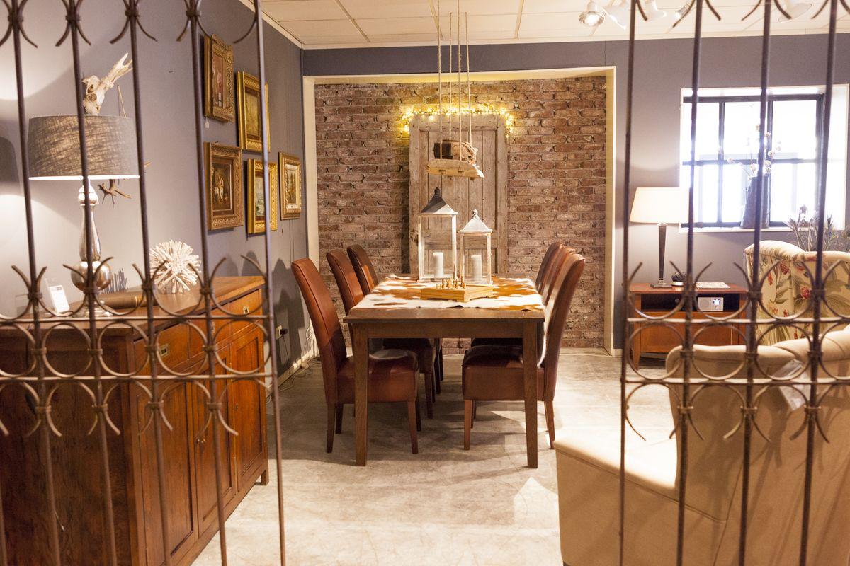 Englische Mobel Im Retro Industrie Design British Furniture Collection