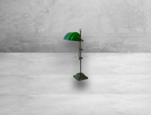 100 Jahre Banker`s  Lamp